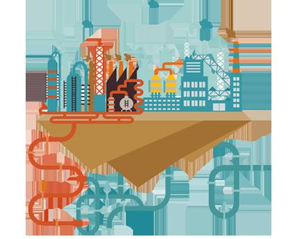 газификация промышленных предприятий